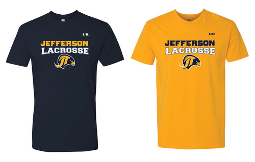 Jefferson LAX Cotton Crew Tee