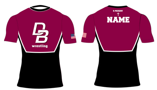 Don Bosco Sublimated Compression Shirt