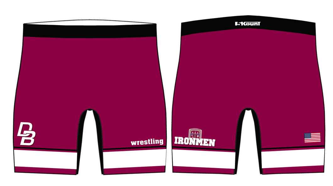 Don Bosco Sublimated Compression Shorts