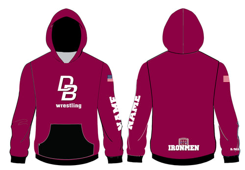 Don Bosco Sublimated Hoodie
