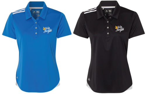 Angels Dance Team Adidas Polo - Ladies