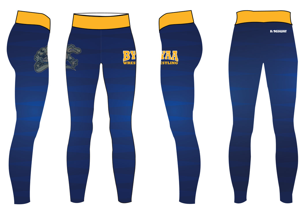 BYAA Sublimated Ladies Legging - 5KounT2018