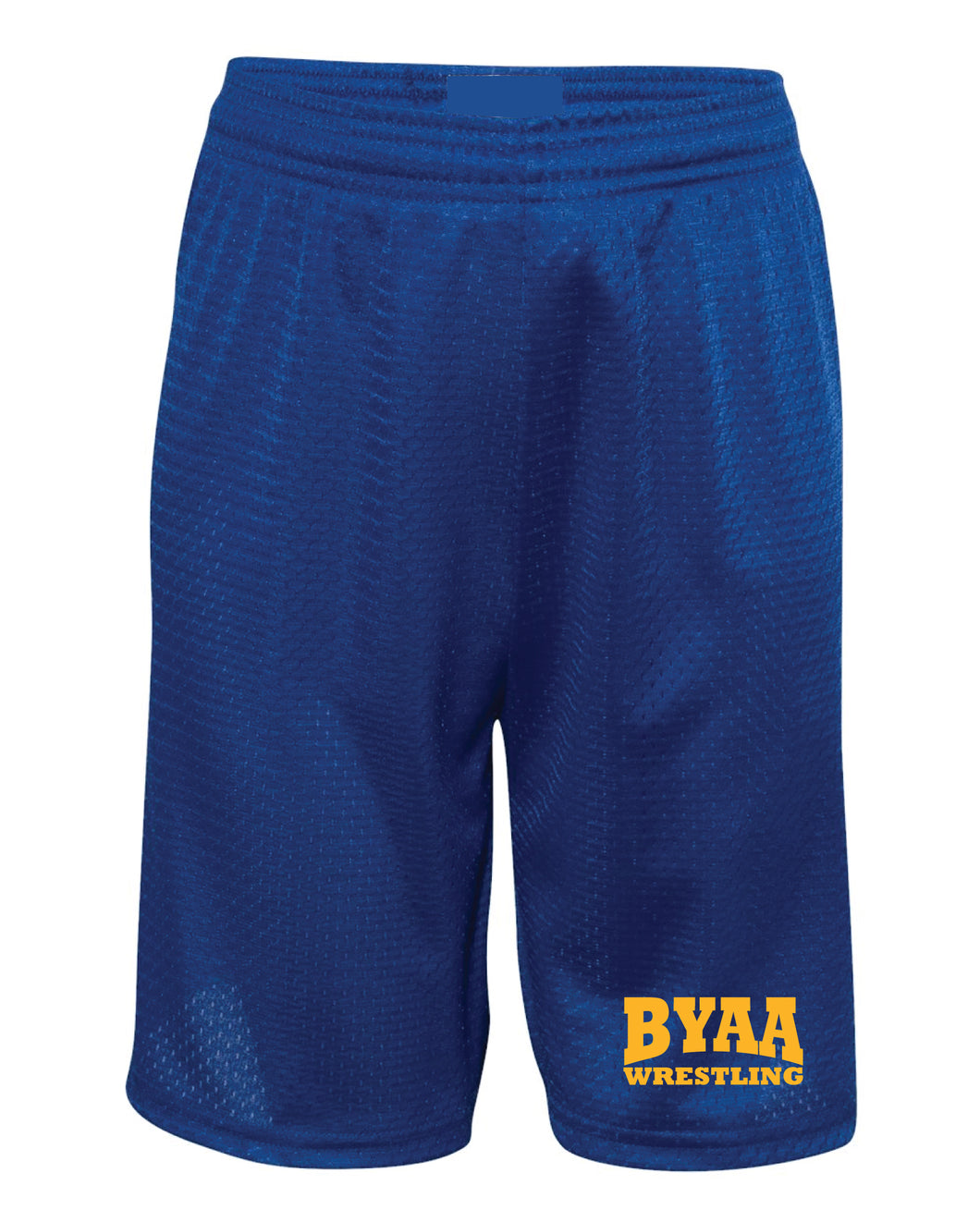 BYAA Tech Shorts - Royal - 5KounT