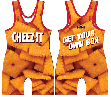 Cheez-It Singlet