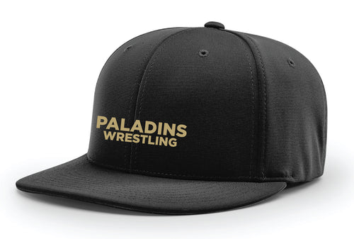 Paramus Catholic Wrestling Flexfit Cap - Black - 5KounT2018