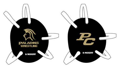 Paramus Catholic Wrestling Headgear - Black - 5KounT2018