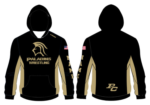 Paramus Catholic Wrestling Sublimated Hoodie - 5KounT2018