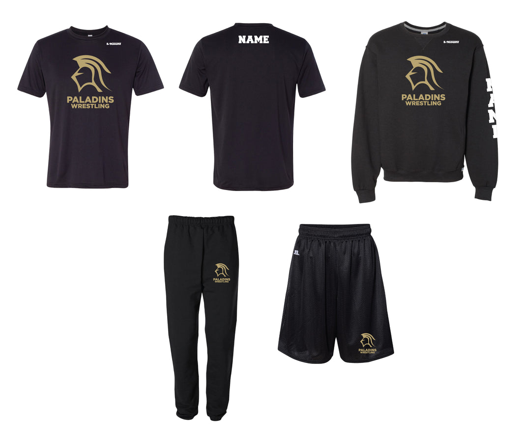 Paramus Catholic Wrestling Practice Package