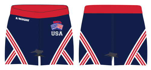 RAW USA Sublimated Shorts