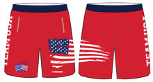 RAW USA Sublimated Fight Shorts