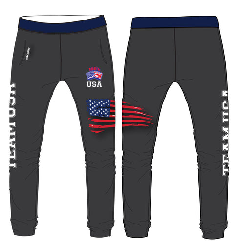 RAW USA Sublimated Jogger Pants