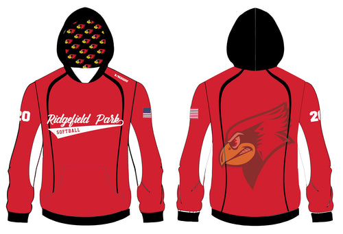 Ridgefield Park Softball Sublimated Hoodie - 5KounT2018