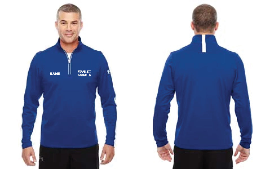 SYWC Under Armour Men's Qualifier 1/4 Zip - Royal