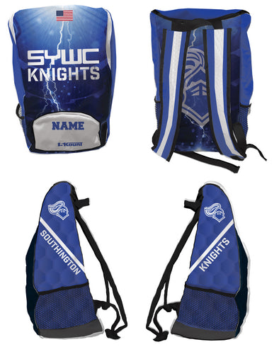 SYWC Sublimated Backpack - 5KounT2018