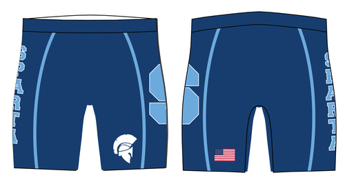 Sparta HS Wrestling Sublimated Compression Shorts