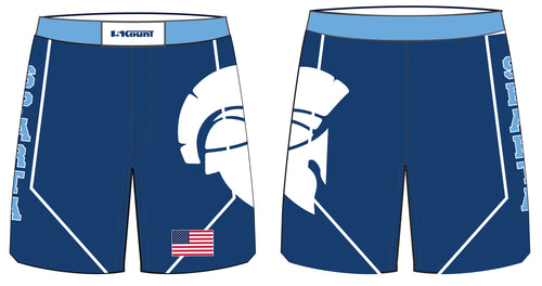 Sparta HS Wrestling Sublimated Fight Shorts