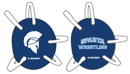Sparta HS Wrestling Headgear