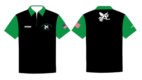 Upper Township Wrestling Sublimated Polo - 5KounT2018