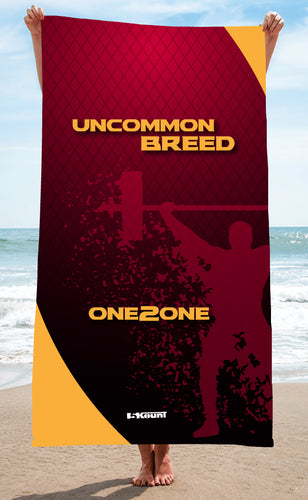 One2One Sublimated Beach Towel - 5KounT2018