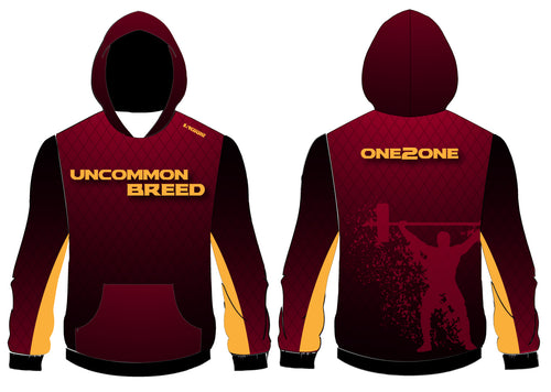One2One Sublimated Hoodie - 5KounT2018