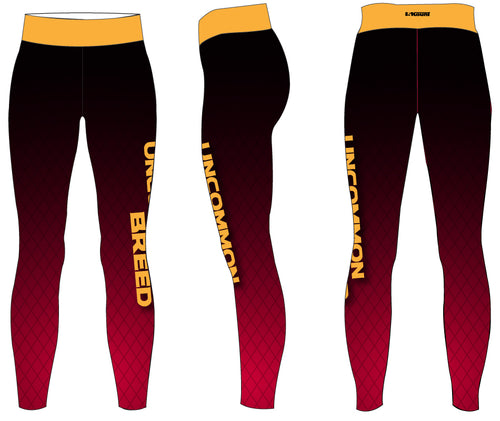 One2One Sublimated Women's Legging - 5KounT2018