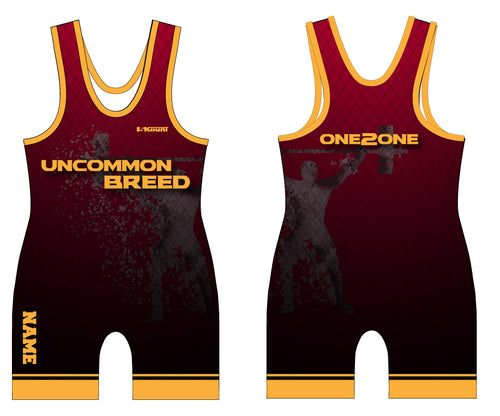 One2One Sublimated Men's Singlet - 5KounT2018