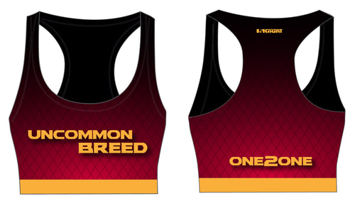 One2One Sublimated Sports Bra - 5KounT2018