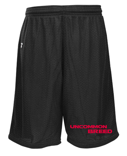 One2One Russell Athletic  Tech Shorts - Black - 5KounT2018