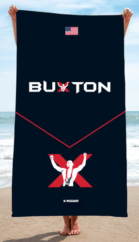 Buxton Sublimated Beach Towel - 5KounT2018