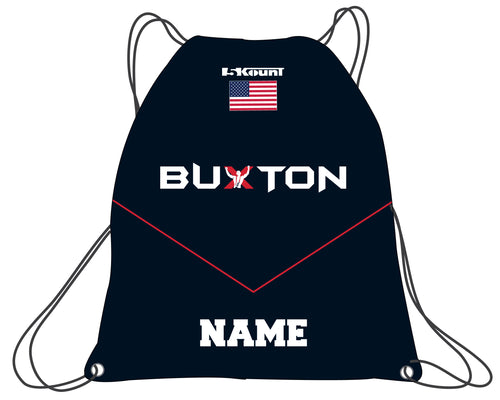 Buxton Sublimated Drawstring Bag - 5KounT2018