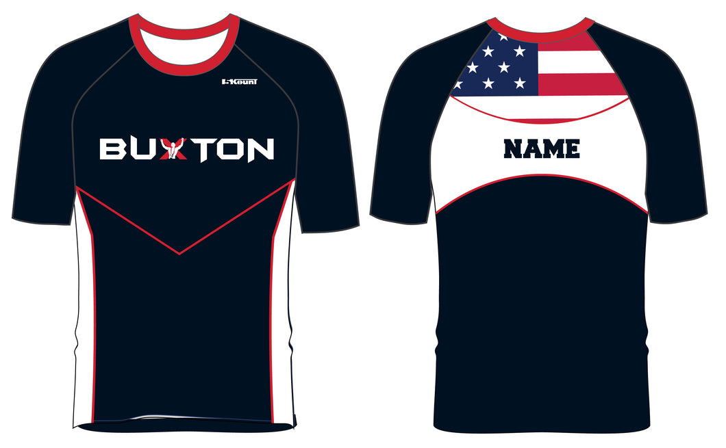 Buxton Sublimated Fight Shirt - 5KounT2018
