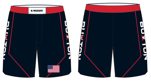 Buxton Sublimated Fight Shorts - 5KounT2018