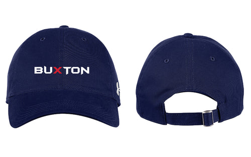 Buxton Under Armour Chino Adjustable Cap - Navy - 5KounT2018