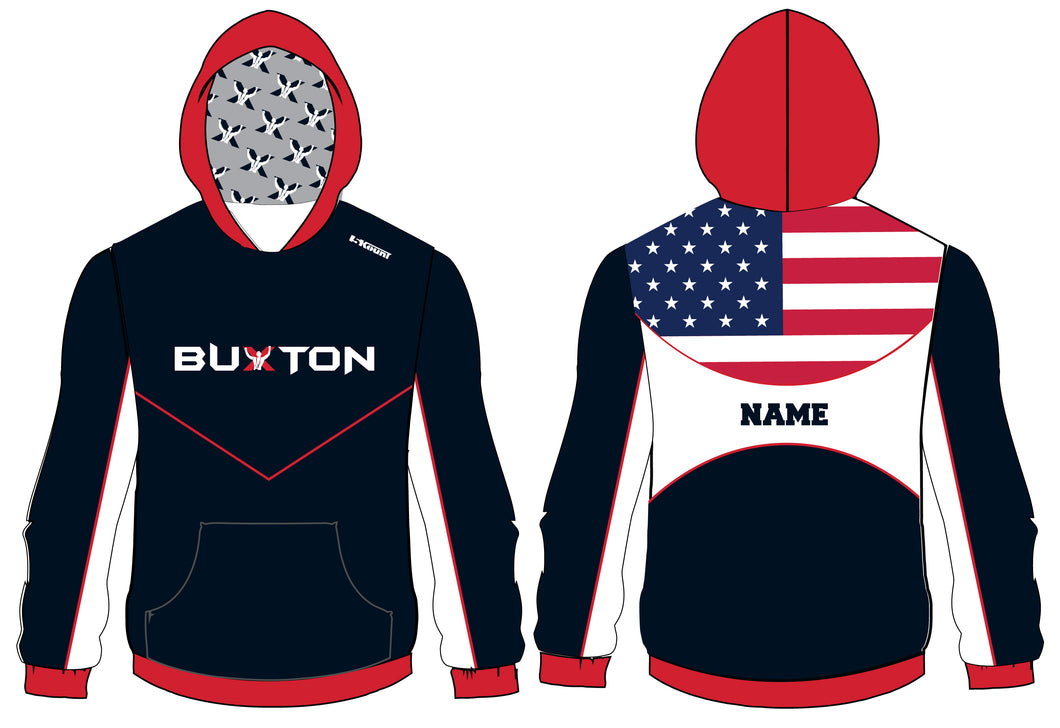 Buxton Sublimated Hoodie - 5KounT2018