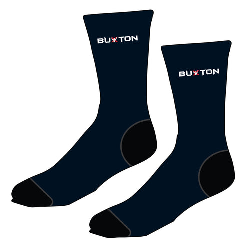 Buxton Sublimated Socks - 5KounT2018