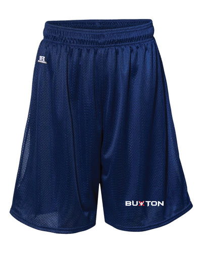 Buxton Russell Athletic  Tech Shorts - Navy - 5KounT2018