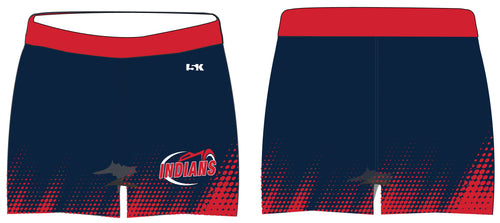 Northampton Indians Cheer Sublimated Dance Shorts