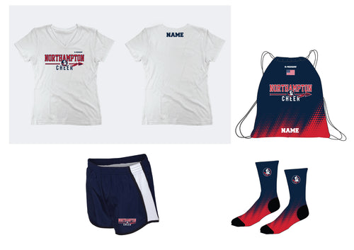 Northampton Indians Cheer Practice Package