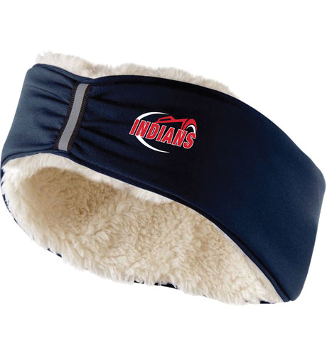 Northampton Indians Cheer Ladies Headband - Navy