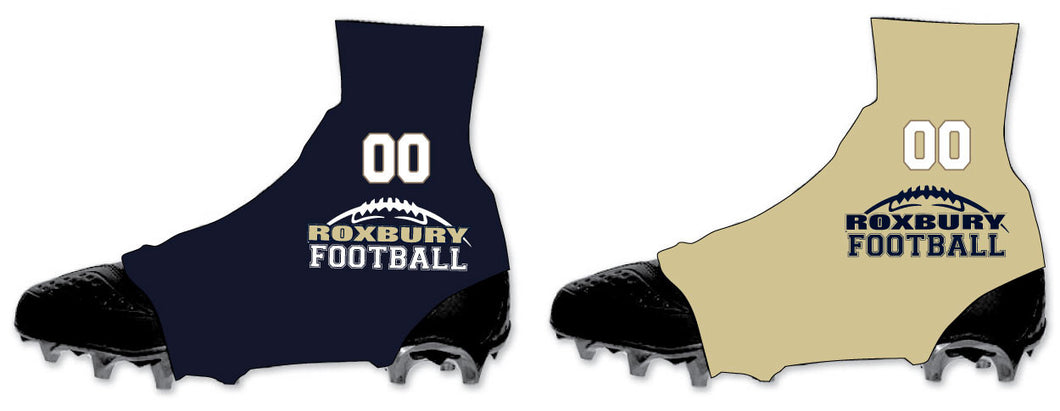 Roxbury Football 2017 Spats (Cleat Covers)
