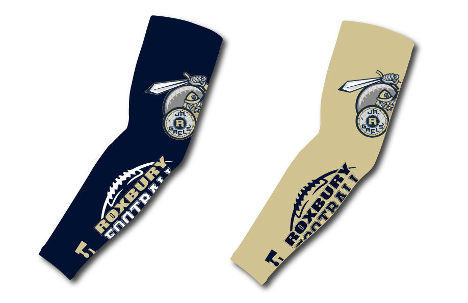 Roxbury Football Compression Sleeves
