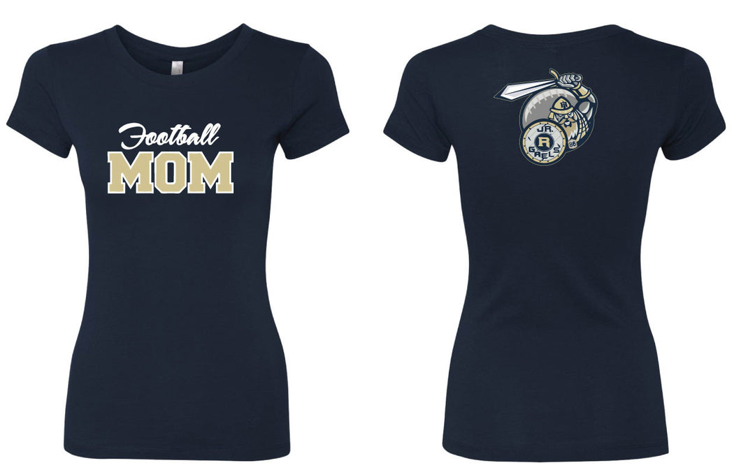 Roxbury Football - Football MOM cotton tee