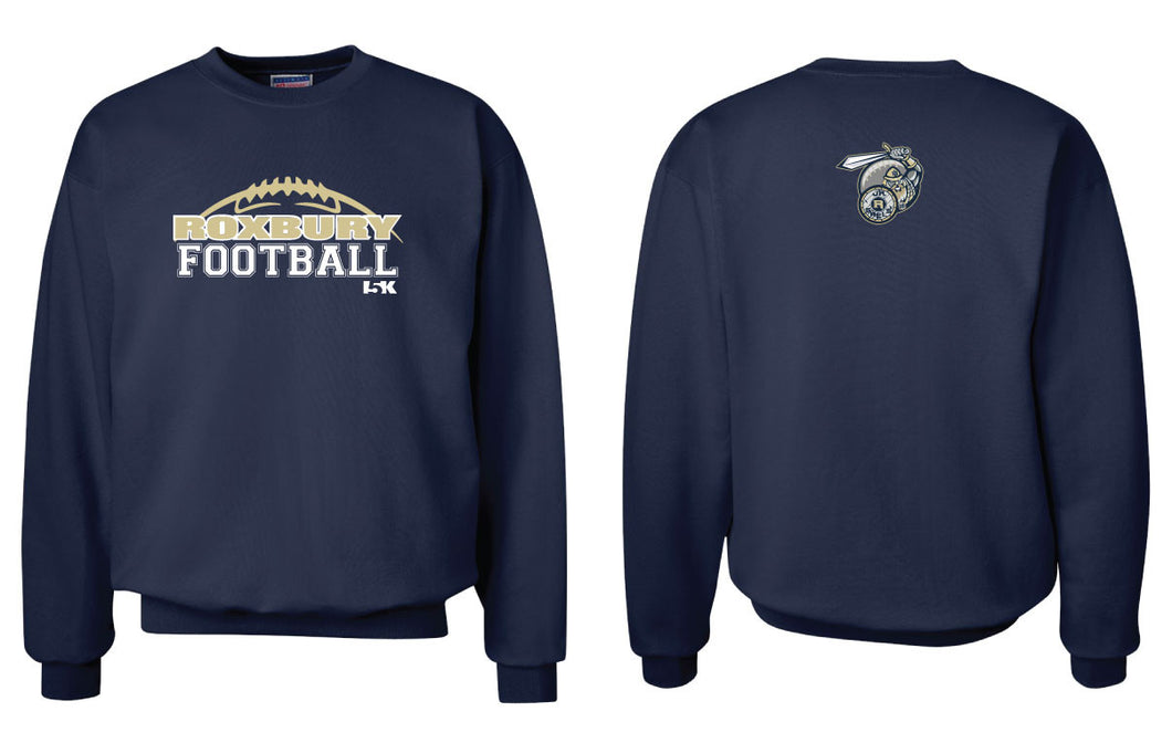 Roxbury Football - Crewneck Sweatshirt