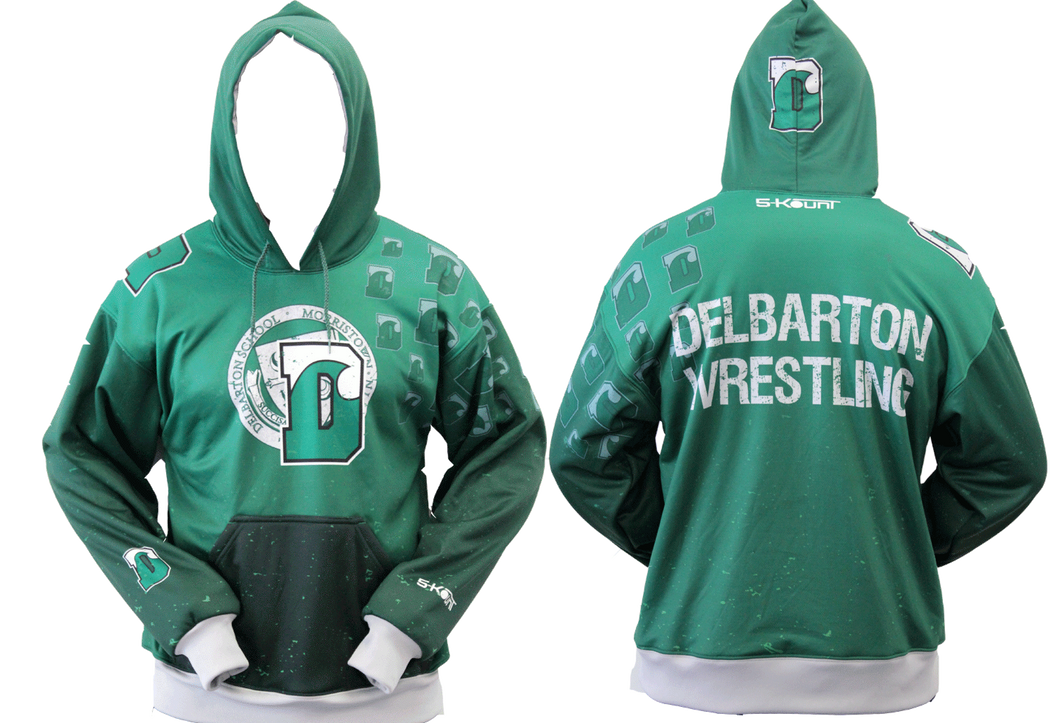 Delbarton Hooded Sweatshirt