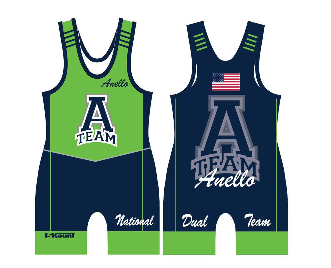 ATEAM National Dual Sublimated Singlet