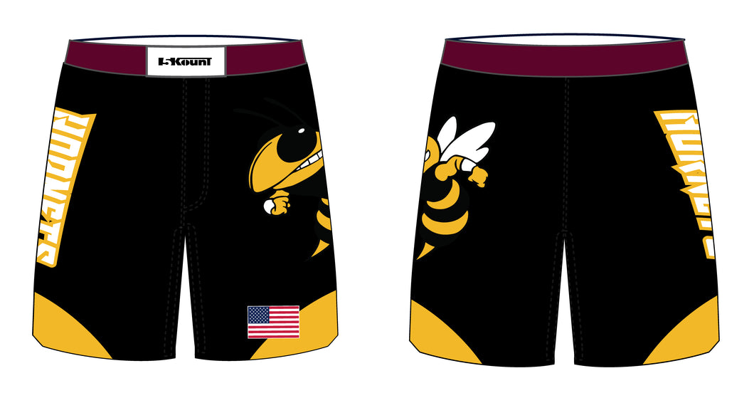 Anne Chesnutt Hornets Sublimated Shorts (Does Not Meet School Uniform Requirements) - 5KounT2018