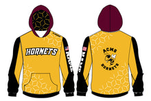 Anne Chesnutt Hornets Sublimated Hoodie - Gold (Does Not Meet School Uniform Requirements) - 5KounT2018
