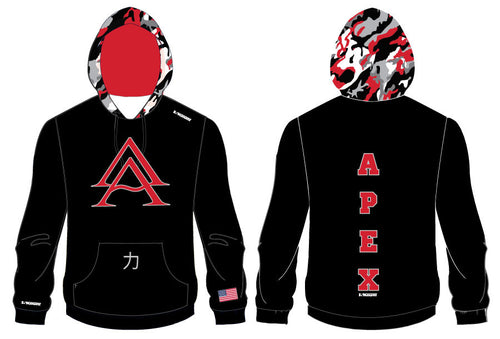 APEX SUBLIMATED HOODIE - CAMO