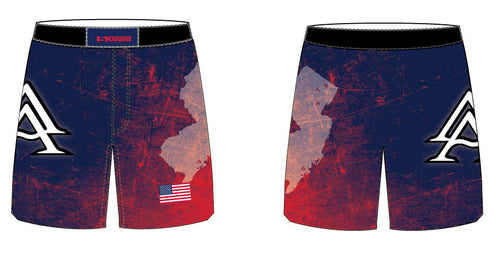 APEX National Team Sublimated Fight Shorts