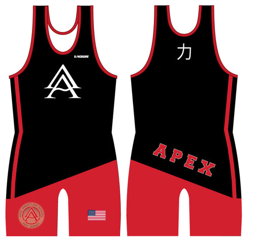 APEX CLUB SINGLET - BLOCK